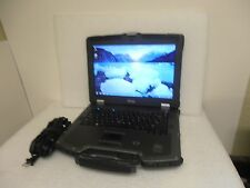 Dell XFR E6400 Ballistic Armor Laptop 2.53Ghz 160GB 4GB Win7 Pro Web Cam WiFi