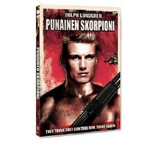 Red Scorpion (Punain Skorpioni) DVD - NEW AND SEALED - REGION 2