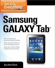 How to Do Everything Ser.: How to Do Everything Samsung Galaxy Tab by Guy Hart-D