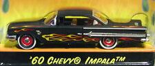JADA 60 1960 CHEVY IMPALA CHEVROLET FLAMED CUSTOM STYLE ROAD RATS HOT ROD CAR