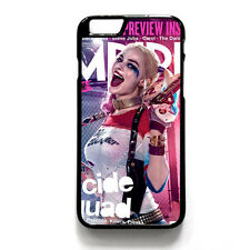 Harley Quinn Suicide Squad Comics Plastic Phone Back Case For iPhone iPod Touch