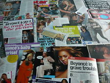 BEYONCE - MAGAZINE CUTTINGS COLLECTION (REF XD)