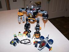 Lego 8970 Robo Attack Agents 100% Complete