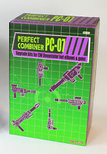 PE Perfect Effect PC-07 Upgrade kits for CW Devastator bots elbows & guns MISB