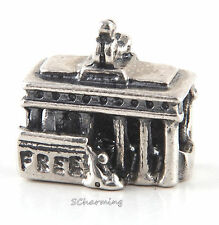 Authentic Trollbeads World Tour Silver Germany Brandenburg Gate DK11301