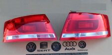 NEW GENUINE AUDI A4 (2002-2009) CABRIO LED REAR TAIL LIGHTS LEFT RIGHT PAIR SET