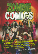 The Mammoth Book of zombie Comics david kendall English