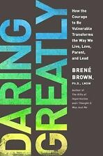 DARING GREATLY [9781592407330] - C. BRENE BROWN (HARDCOVER) NEW