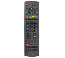 REPLACEMENT EUR Remote Control for Panasonic TV TX-P50S20B TX-P50U20B TX-P50X20B