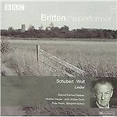 "CD BBC Music BBCB 8011-2 Schubert; Wolf ""Britten The Performer"" Fischer-Dieskau"