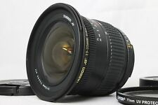 Near Mint Tamron AF 19-35mm f3.5-4.5 Wide Angle Zoom Lens For Nikon from Japan