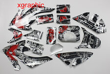 3M Decals Emblems Stickers Graphics SSR Thumpstar Honda CRF 50 CRF50 Dirt Bike 1