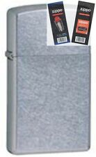 Zippo 1607 slim windproof Lighter with *FLINT & WICK GIFT SET*