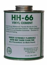 HH-66 PVC Vinyl Cement with Brush 32 Ounce