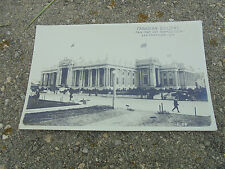 Real photo postcard Canadian Building, Pan-Pacific International Expo 1915