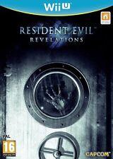 MAL RESIDENTE REVELACIONES (Wii U)
