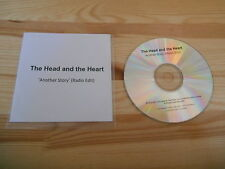 CD Indie The Head And The Heart - Another Story (1 Song) Promo KOBALT LABEL