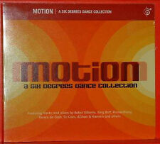 MOTION: A Six Degrees Dance Collection CD
