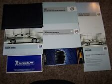 2007 Volvo S80 S 80 Owner Owner's Operator User Guide Manual 3.2 L 6 Cyl V8 4.4L