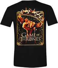 GAME OF THRONES - TRONO DI SPADE. CROWN - T-SHIRT UOMO TAGLIA L