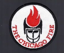 Original 1970's Chicago Fire Logo Patch WFL