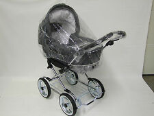 RAINCOVER TO FIT SILVERCROSS PIONEER PUSHCHAIR