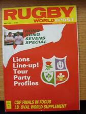 01/05/1989 Rugby World and Post Magazine: May Edition - Complete Issue of the mo