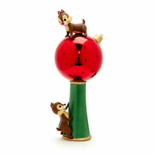 Disney Chip 'n' Dale Light-Up Christmas Tree Topper Decoration