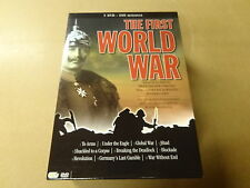 5-DVD BOX / THE FIRST WORLD WAR - TO ARMS - UNDER THE EAGLE - GLOBAL WAR...