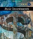 Basic Investments (with Thomson ONE - Business School Edition Printed Access Car