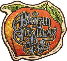 ALLMAN BROTHERS BAND AUFBÜGLER / EMBROIDERY PATCH # 1 - AUFNÄHER
