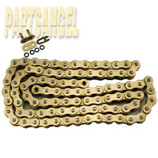 630 Gold O-Ring Chain 88 Links 630x88 for Motorcycles Honda CB750 1977 1978