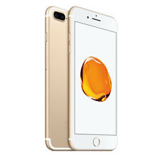 "Apple iPhone7 Plus 7+ 5.5"" 128gb Gold Smartphone Cod Agsbeagle"
