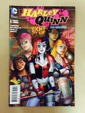 HARLEY QUINN #10 FIRST PRINT DC COMICS (2014) SUICIDE SQUAD JOKER
