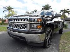 Chevrolet: Silverado 1500 CREW CAB LT