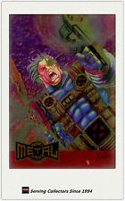 1996 Marvel Motion Trading Cards 3-D Motion card No11 Rogue