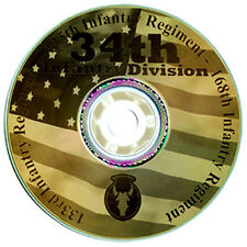 34th Infantry Division WW2 INFO, FILES, REPORTS, BOOKS, NARRATIVE, HISTORY CD1