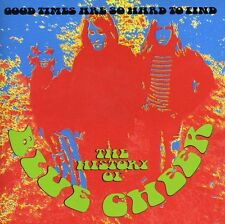 Good Times Are So Hard To Find: History Of - Blue Cheer (1988, CD NEUF)