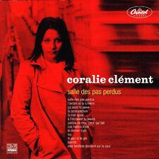 Salle des Pas Perdus Coralie Clément CD Benjamin Biolay Dorénavant L'Idole RARE!