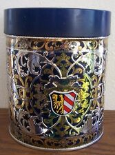 German Tin - Litho Art Canister Schmidt GMBH Nürnberg Nuremberg Germany