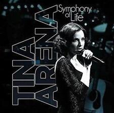 TINA ARENA Symphony Of Life 2CD BRAND NEW