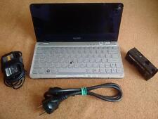 "SONY VAIO VGN-P21ZR Black Netbook 8.0""/Atom Z520 1.33GHz/2GB/80GBHDD/WiFi/3G/BT"