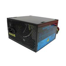 Evo Labs 500W Switching PSU Power Supply Unit Silent Black Fan for PC Computer