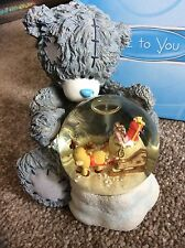 Boxed Me to You figurine Dreaming With Crystal Nose, Snow Globe, Limited Edition