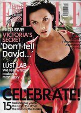 ELLE Magazine October 2000 Victoria Beckham *15TH BIRTHDAY ISSUE*