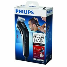 PHILIPS QC5115 family hair clipper 11 lock-in length settings: 3 to 21 mm