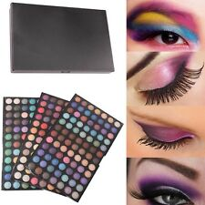 252 Colors Ombretti Makeup Party Cosmetic Shimmer Matte Trucco occhi Palette Set