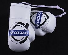 Volvo mini boxing gloves ideal for rear view mirror