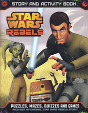 Star Wars Rebels Story and Activity Book by Egmont UK Ltd (Paperback, 2014)