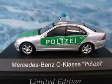 1:43  Schuco (Germany) Mercedes Benz C-Klasse Polizei